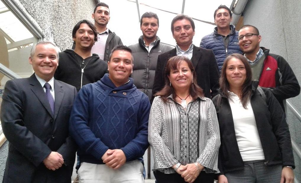 ENCUENTRO CON SELECCIONADOS PROGRAMA TÉCNICOS PARA CHILE