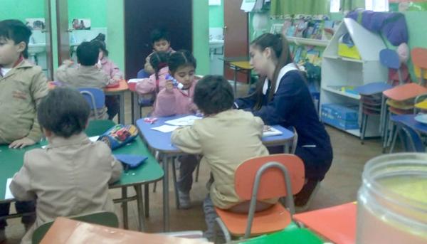 Término alternancia. Primera generación de alumnas TNS en Educación Parvularia con Especialidad en Estrategias Curriculares 1er Ciclo Básico