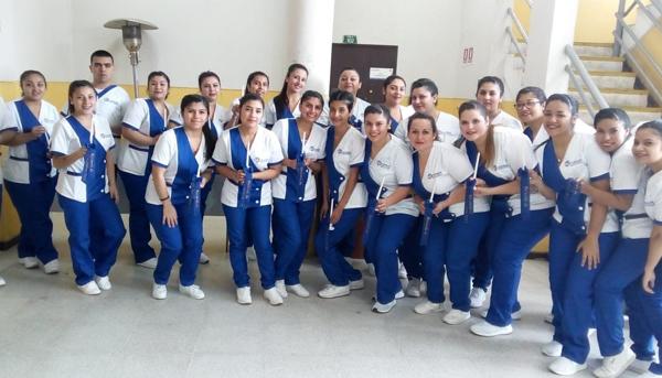Ceremonia de Investidura Carrera de TNS en Enfermería Campus Quillota
