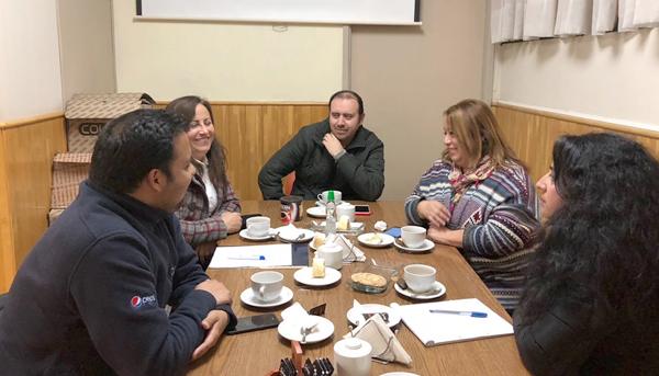Segunda Reunión Consejo de Ex Alumnos Valparaíso