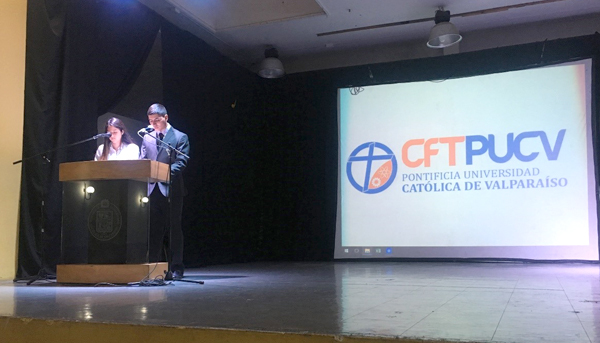 Primer Ciclo de Charlas Mineras CFT PUCV, La Ligua