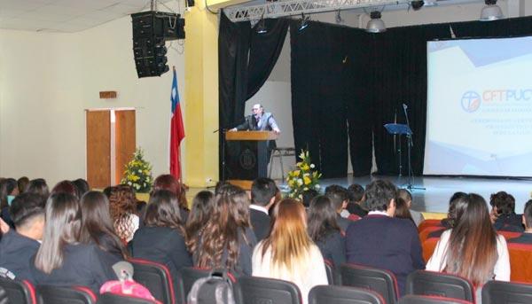 Ceremonia de Certificación Propedéutico 2018 Sede La Ligua
