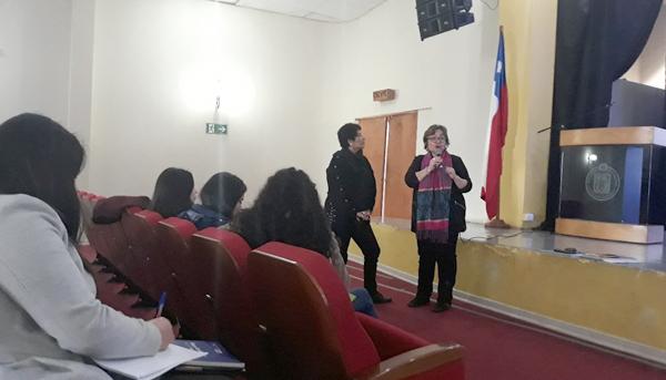 """Charla – Taller """"Planificación con enfoque de derechos, según las nuevas Bases Curriculares de Educación Parvularia 2018"""""""