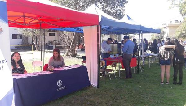Jornada Artística de la comuna de La Calera