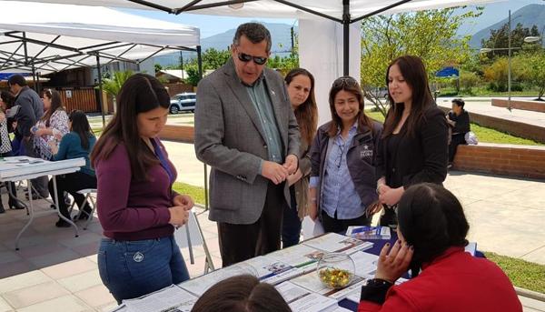 Feria de Empleabilidad de la I. Municipalidad de Nogales