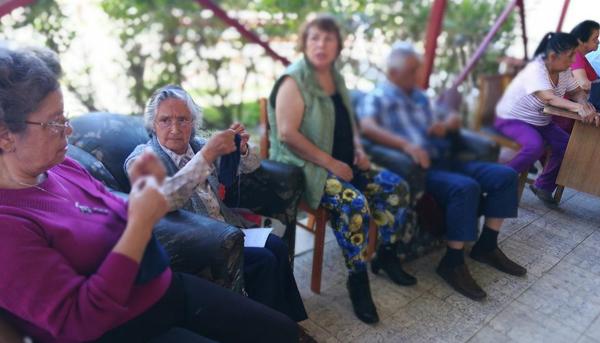 Voluntariado Casa de Adulto Mayor Fe y Esperanza