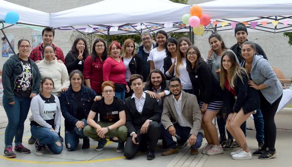 Alumnos de TNS en Administración de Empresas realizan Expo-Feria en Campus Quillota