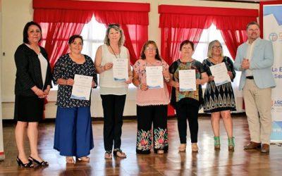 Certificación Taller Dirigentes Vecinales de la Ilustre Municipalidad de la Calera