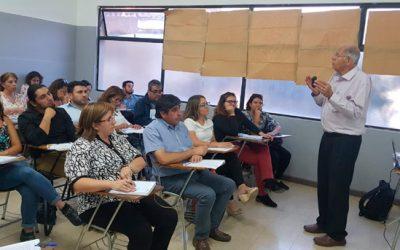 2° Jornada de evaluación de pares, Campus Quillota