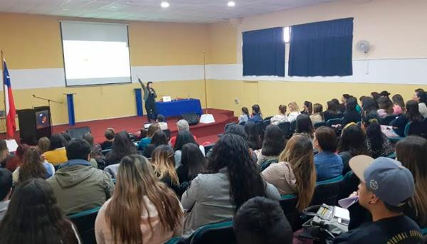 3° Seminario de Violencia contra la Mujer y diversidad sexual tuvo masiva concurrencia