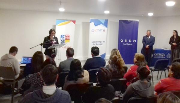 Certificación Colaboradores Open La Calera 2019