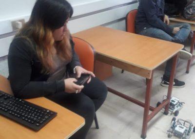 preparando la competencia robotica