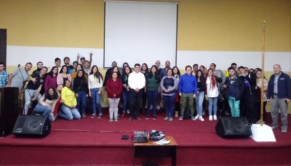 Alumnos de Quillota asisten a Charla – Taller sobre emprendimiento turístico