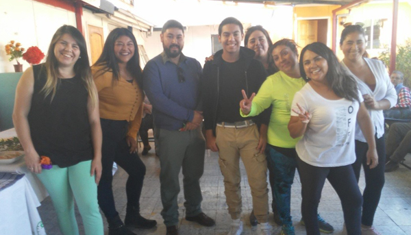 Voluntariado Casa de Adulto Mayor Fe y Esperanza, La Calera