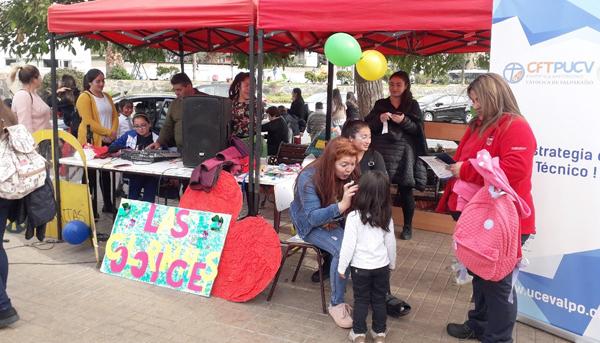 Feria Chile Crece Contigo, Sede La Ligua
