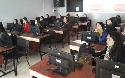 TNS en Computación e Informática Sede Viña del Mar en conjunto con SERNAMEG: Empoderando a mujeres a través de la capacitación empresarial gratuita en línea