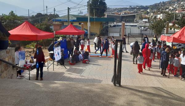 Feria Saludable, Sede La Ligua