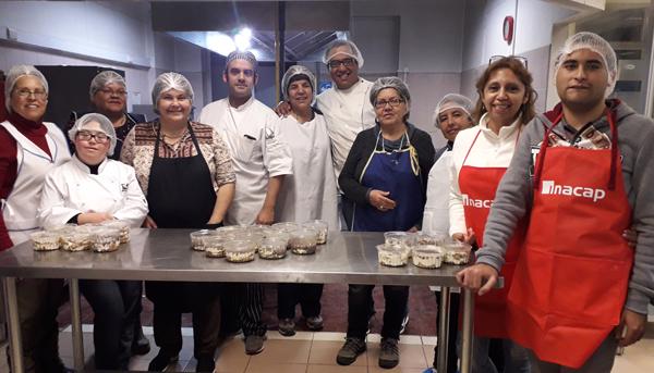 Talleres de Gastronomía abiertos a la comunidad, Sede Viña del Mar