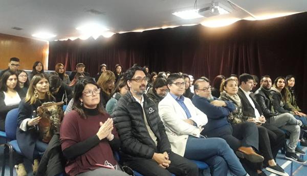 Inauguración Año Académico VMTUR