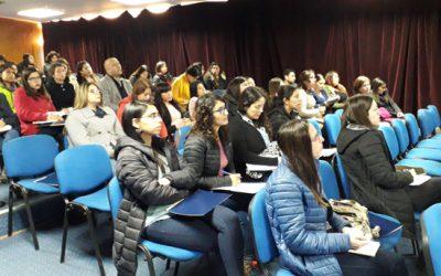 Jornada de Capacitación en Marketing Digital brindada por TNS Administración de Empresas Sede Viña del Mar para SERNAMEG