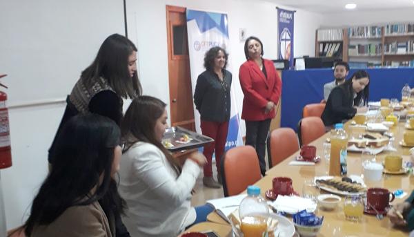 Consejo Empresarial CFTPUCV Sede La Calera