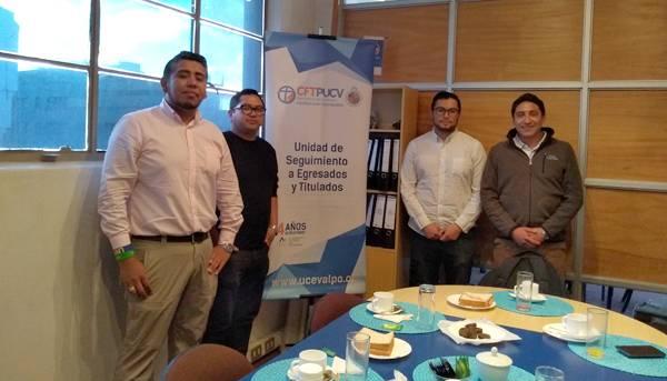 Bienvenida – Despedida a Becarios de Técnicos para Chile 2019