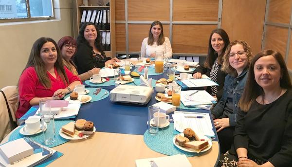 Consejo Consultivo Empresarial Carrera TNS en Educación Parvularia de Valparaíso