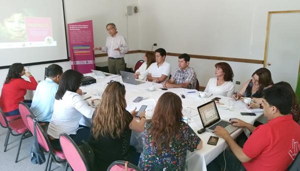 CFT PUCV, invitados a participar del Comité de Capital Humano del Programa Estratégico Regional de Fruticultura Sustentable (Perfruts) de la región de Valparaíso