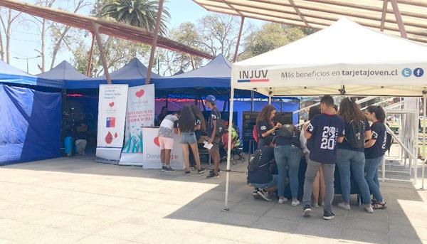 Exitosa y familiar jornada de donación de sangre se vivió en La Calera