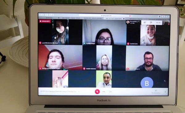 Área de Salud y la Unidad de Vinculación con el Medio del CFT PUCV Campus Quillota llevan a cabo el primer Consejo Consultivo virtual