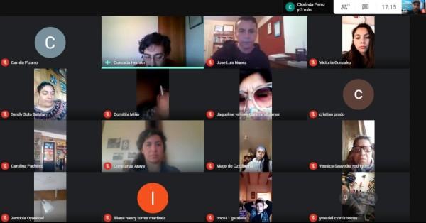 Centro de Emprendimiento CFT PUCV Sede La Ligua presentó su vitrina digital a emprendedores de Fondo Esperanza
