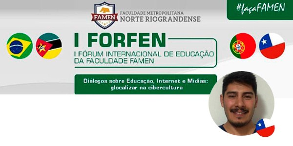 Coordinador Académico del CFT PUCV participará en Foro Internacional brasileño sobre Educación Superior en tiempos de pandemia