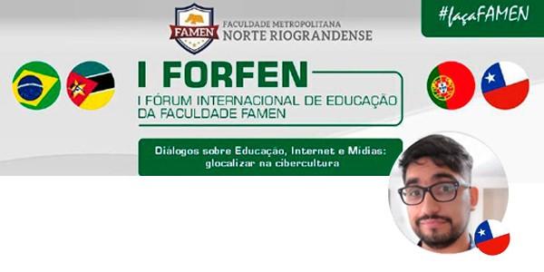 Docente del CFT PUCV es entrevistado por portal noticioso de Brasil y participará en Foro Internacional de instituciones de Educación Superior