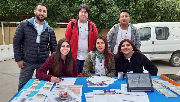 Estudiantes de segundo año de la carrera de TNS en Turismo y Hotelería realizan catastro de atractivos turísticos para la Región de Valparaíso post COVID-19