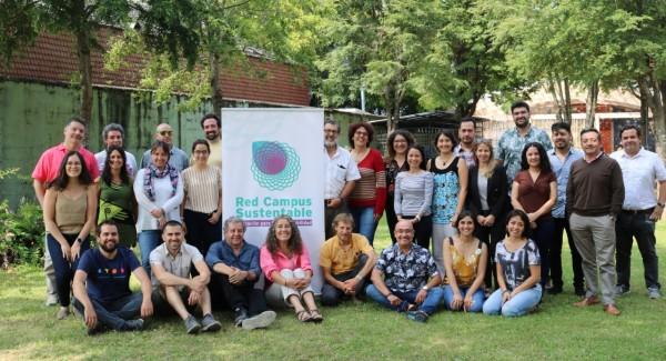 CFT PUCV participa del innovador instrumento de evaluación de la Red Campus Sustentable