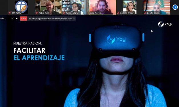 """IES TP CRUCH realiza Seminario Internacional sobre """"Estrategias virtuales en formación técnica"""""""