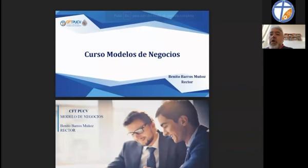 Concluye exitoso Curso Desarrollo de Modelo de Negocios dictado para la comunidad emprendedora de la región
