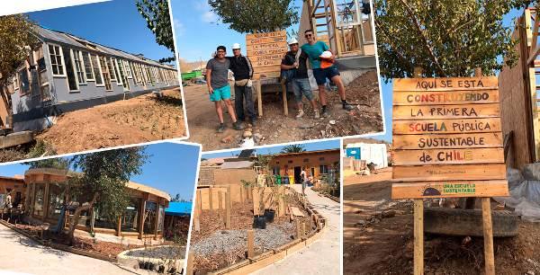 CHARLA: Actividad Intersede «Construcción Sustentable» / martes 15 septiembre / 17:00 hrs.