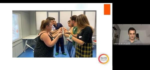 Estudiantes y profesionales de la Salud participaron de la  Semana Mundial de la Simulación Sanitaria 2020