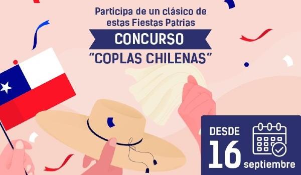 Con los ganadores del Primer Concurso de Coplas CFT PUCV cierra celebración de Fiestas Patrias