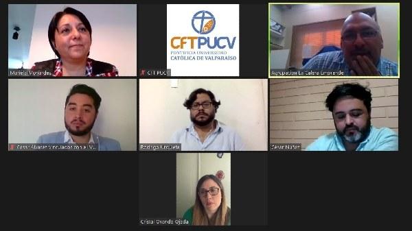 Con transmisión en vivo Centro de Emprendimiento Sede La Calera lanza su nuevo sitio web