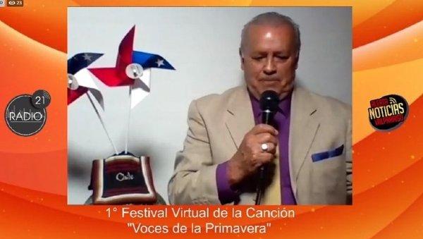 """1er Festival Virtual de la Canción """"Voces de Primavera"""" de La Calera promovió la música en los adultos mayores"""