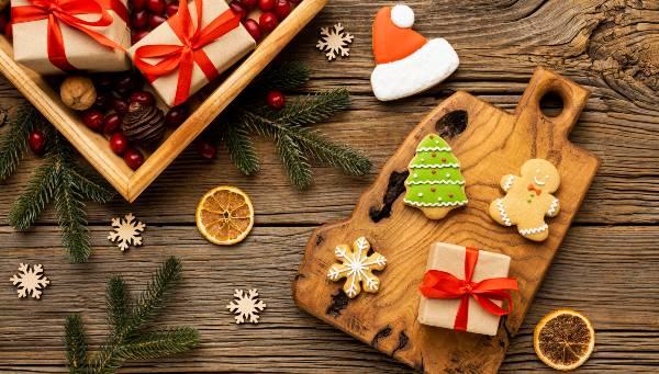 TALLER: Cocina Navideñas / desde viernes 20 noviembre / 18:00 hrs.