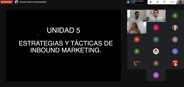 Experto orientó a estudiantes y emprendedores de Campus Limache y Sede Valparaíso en estrategias de Marketing Digital en vísperas de navidad