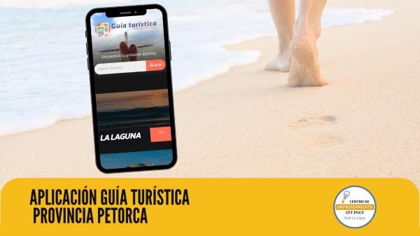 Egresados de CFT PUCV Sede La Ligua realizaron aplicación con PYMES turísticas de la Provincia de Petorca