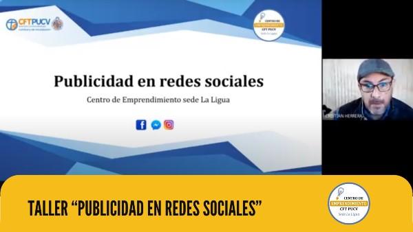 Emprendedores de la Provincia de Petorca conocieron el funcionamientos y los costos de realizar publicidad en redes sociales