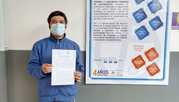 CFT PUCV Sede La Ligua firma convenio con cooperativa de agua potable rural de Valle Hermoso