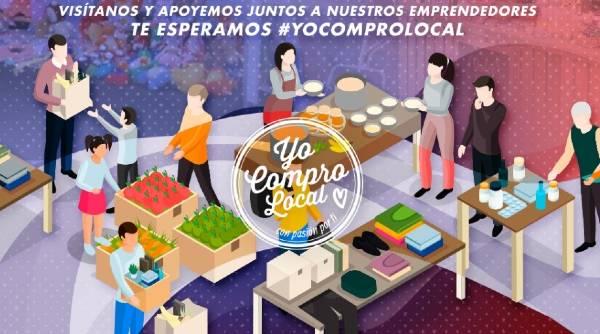 EXPO Emprendedores 2021 contó con más de 30 expositores de La Calera y alrededores