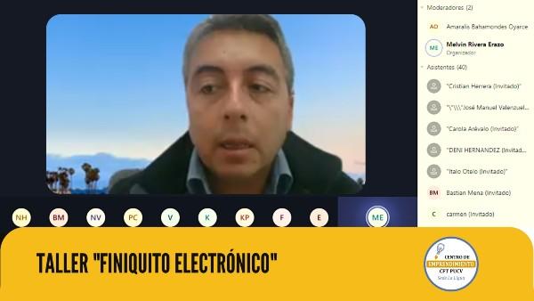 Inspección del Trabajo Petorca – La Ligua explicó los detalles del nuevo finiquito electrónico