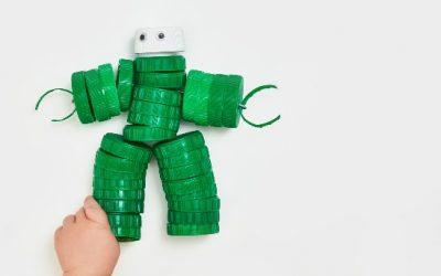 TALLER: Reciclaje Creación de juguetes / martes 25 mayo / 16:00 hrs.